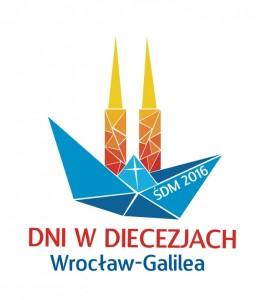 WYD2016 - Logo Wroclaw Galilea